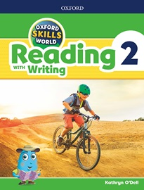 Oxford Skills World Reading with Writing 2 Studentbook with Workbook