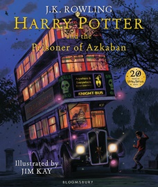 Harry Potter and the Prisoner of Azkaban: Illustrated Edition (Hardcover)