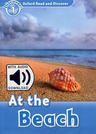 Read and Discover 1: At the Beach (with MP3)