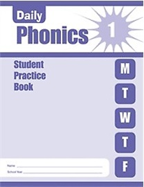 Daily Phonics Grade 1 : Student Practice Book