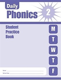 Daily Phonics Grade 2 : Student Practice Book