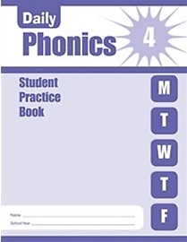 Daily Phonics Grade 4-6+ : Student Practice Book