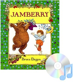 Pictory Set (Book+CD)  Pre-Schooler-02 / Jamberry