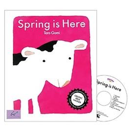 Pictory Set (Book+CD)  Pre-Schooler-22* / Spring Is Here