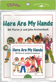 Pictory Set (Book+CD)  Pre-Schooler-23* / Here Are My Hands