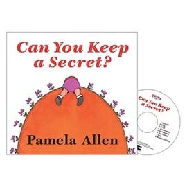 Pictory Set (Book+CD)  Pre-Schooler-24** / Can You Keep a Secret?