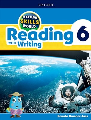 Oxford Skills World Reading with Writing 6 Studentbook with Workbook