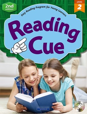 Reading Cue 2 (Book+Workbook+Hybrid CD) [2nd Edition]
