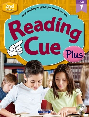 Reading Cue Plus 1 (Book+Workbook+Hybrid CD) [2nd Edition]