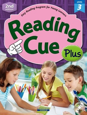 Reading Cue Plus 3 (Book+Workbook+Hybrid CD) [2nd Edition]