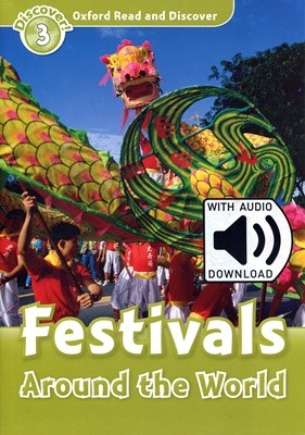 Read and Discover 3: Festivals Around The World (with MP3)