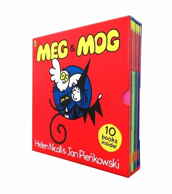 Meg and Mog Collection (10 Books)