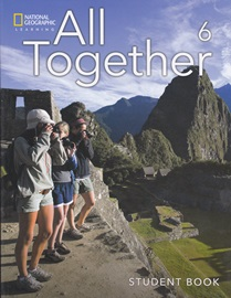 All Together Student Book 6 (With Audio CD)