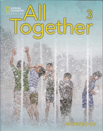 All Together Workbook 3 (With Audio CD)