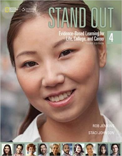 STAND OUT 4 STUDENT BOOK (3rd Edition)