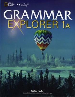 Grammar Explorer Level 1 Split-A