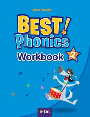 Best Phonics 2: Short Vowels (Workbook)