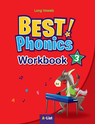 Best Phonics 3: Long Vowels (Workbook)