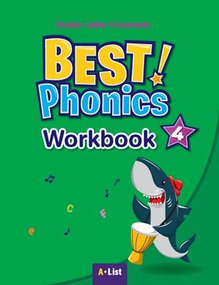 Best Phonics 4: Double-Letter Consonants (Workbook)