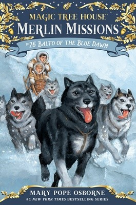 Merlin Mission #26:Balto of the Blue Dawn (PB)