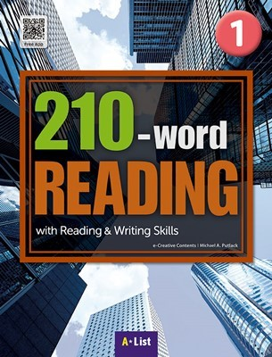 210-word READING 1 Student's Book (with WB, MP3 CD) : with Reading & Writing Skills