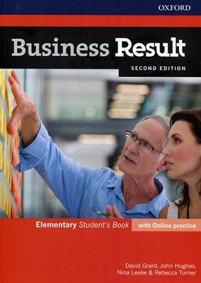 Business Result Elementary Student's Book with Online practice [2nd Edition]