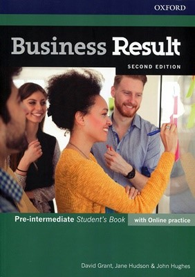 Business Result Pre-Intermediate Student's Book with Online practice [2nd Edition]