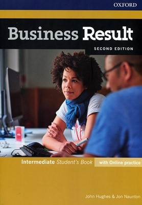 Business Result Intermediate Student's Book with Online practice [2nd Edition]