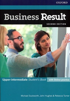 Business Result Upper-Intermediate Student's Book with Online practice [2nd Edition]