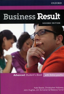 Business Result Advanced Student's Book with Online Practice [2nd Edition]