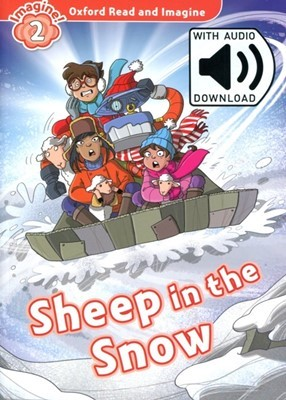 Read and Imagine 2: Sheep in the Snow (with MP3)