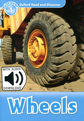 Read and Discover 1: Wheels (with MP3)
