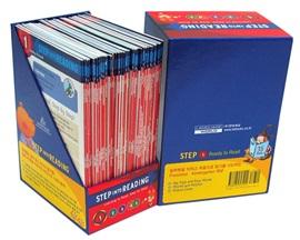 [행사]Step Into Reading Step1 Set 35종 (도서관 세트)