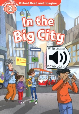 Read and Imagine 2: In the Big City (with MP3)