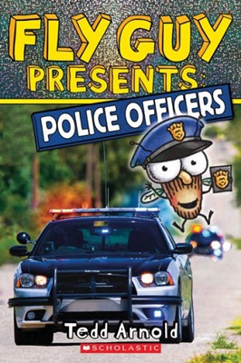 Fly Guy Presents#11: Police Officers (PaperBack)