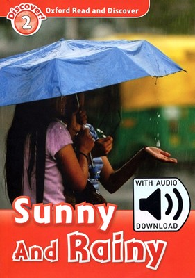 Read and Discover 2: Sunny and Rainy (with MP3)