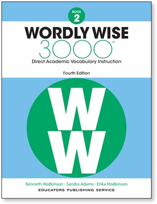 EPS-Wordly Wise 3000: Book 02 [4th Edition]