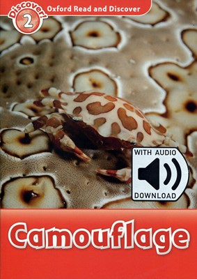 Read and Discover 2: Camouflage (with MP3)