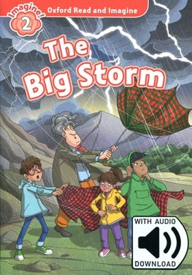 Read and Imagine 2: The Big Storm (with MP3)
