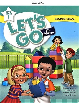 Let's Begin 1 Student's Book [5th edition]