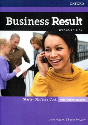 Business Result Starter Student Book with Online practice [2nd edition]