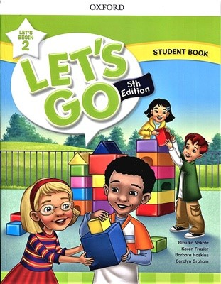 Let's Begin 2 Student Book [5th edition]