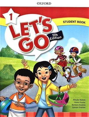 Let's Go 1 Student Book [5th edition]