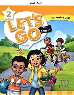 [행사]Let's Go 2 Student Book [5th edition]