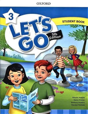 [행사]Let's Go 3 Student Book [5th edition]
