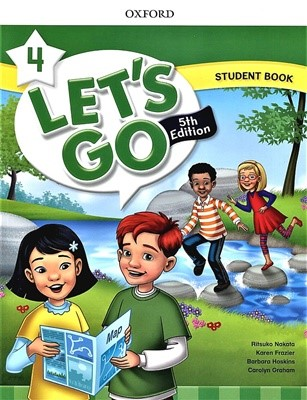 Let's Go 4 Student Book [5th edition]