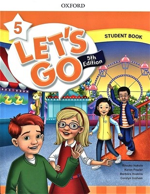 Let's Go 5 Student Book [5th edition]