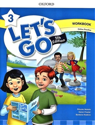 Let's Go 3 Work Book with Online Practice [5th edition]