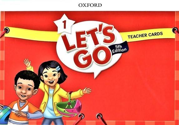 Let's Go 1 Teacher Cards [5th edition]