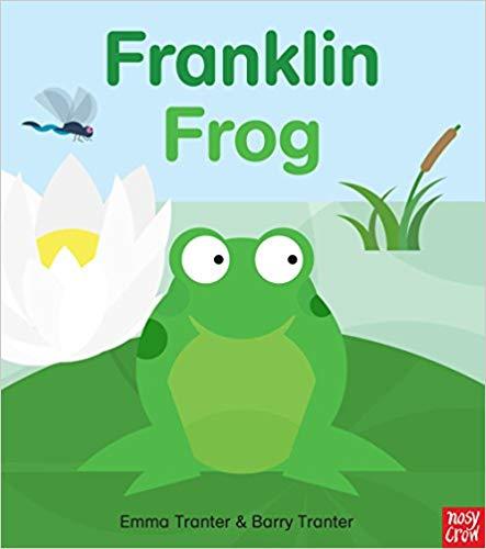Rounds: Franklin Frog (Paperback)